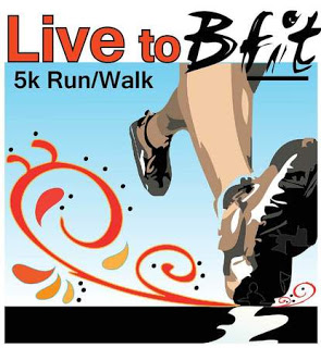 Live to Bfit 5k