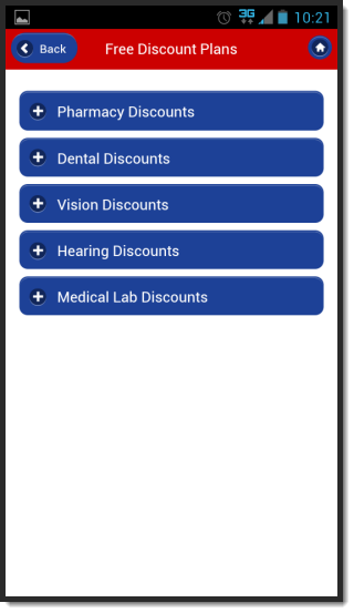 American Health Value Mobile Website Free Discount Plans