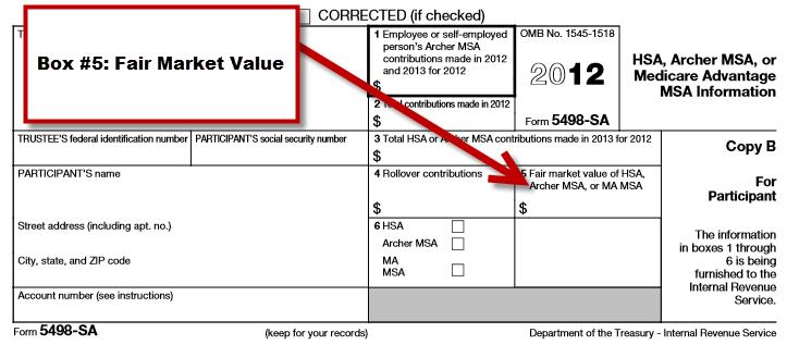 Decoding HSA Forms 1099-SA and 5498-SA