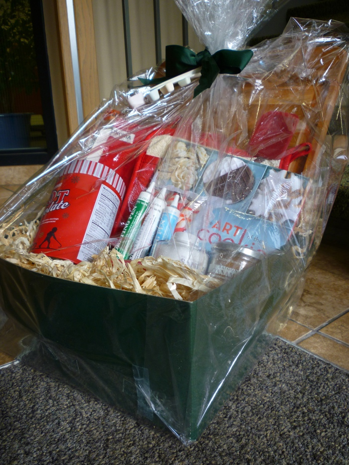 Williams-Sonoma Gift Basket for City Light